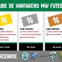 CLUBE DE VANTAGENS MW FUTEBOL