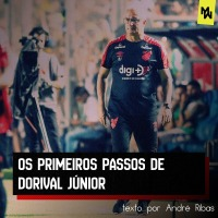 Os primeiros passos de Dorival Júnior no Athletico